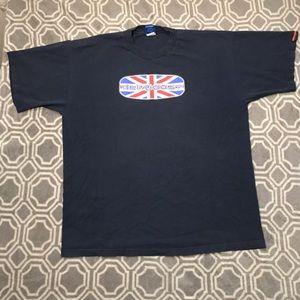 2001 Delirious? GLO tour Concert T Shirt Size XL